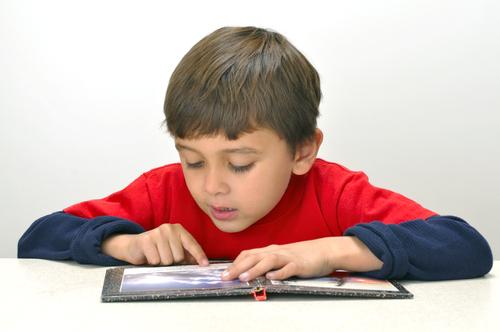 child reading 1